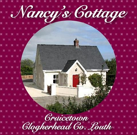 Nancy's Cottage Self Catering Holiday Home Co. Louth near Dublin Ireland